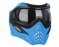 V-Force Grill Paintball Mask - SE Black/Blue
