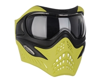 V-Force Grill Mask - SE Black/Lime