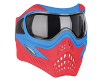 V-Force Grill Paintball Mask - SE Blue/Red