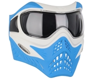 V-Force Grill Mask - SE White/Blue