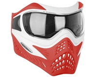 V-Force Grill Mask - SE White/Red