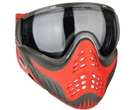 V-Force Profiler Paintball Mask - Grey/Red (Scarlet)