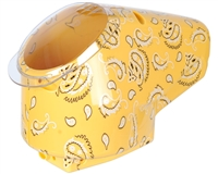 ViewLoader Vlocity Sic Series Shell Kit - Yellow Bandana