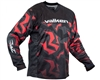 2014 Valken Crusade Paintball Jersey - Riot Red