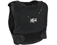 Warrior Chest Protector - Black
