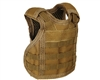 Warrior Tactical Vest Bottle Coozie - Tan