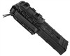Warrior Molle Pull Down Magazine Pouch - Dye DAM/Planet MG100 Magazines - Black