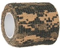 Warrior Paintball Cloth Grip Tape - Digital Tiger Stripe