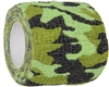 Warrior Paintball Cloth Grip Tape - Green Camo