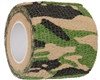 Warrior Paintball Cloth Grip Tape - Woodland Camo