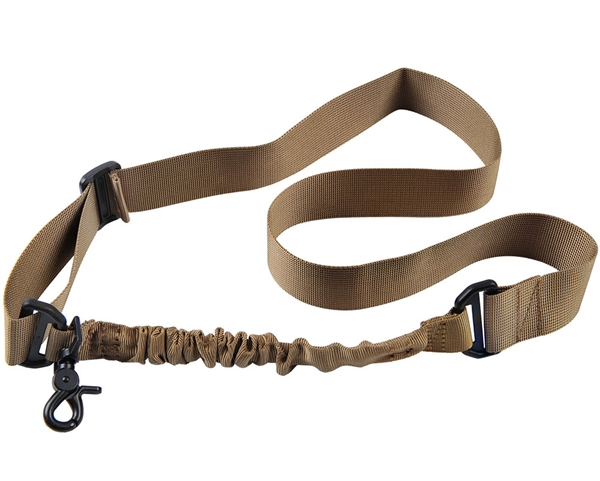 Warrior Bungee Sling - Single Point - Tan