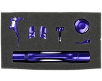 Shocker Paintball XLS Accent Kit - Purple