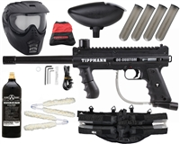 Tippmann 98 Custom Platinum Series - GxG Mask, 20 Oz Tank, 4+1