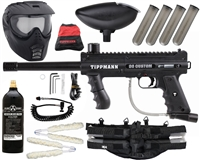 Tippmann 98 Custom Platinum Series - GxG Mask, 20 Oz Tank, 4+1, Remote