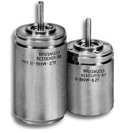 Moog: Single Speed Brushless Resolvers (11-BHW)
