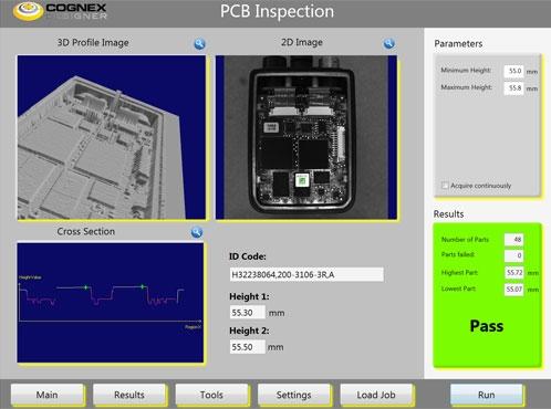 Cognex: Designer 2 0 Vision Software