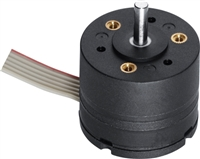 FAULHABER Brushed DC-Gearmotors: 2619...SR IE2-16 Series