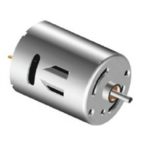 Transmotec DC Motors (no gear) Round ø >20-24 / 370S Series