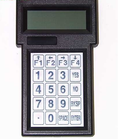 TWO TECHNOLOGIES 80NEL20R2-1 80 SERIES ASCII TERMINAL