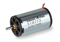 Maxon Brushed DC Motors: A-Max Program
