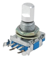 CUI: Mechanical Panel Incremental Encoders (ACZ11 Series)