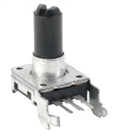 CUI: Mechanical Panel Incremental Encoders (ACZ12 Series)