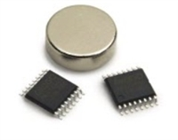 Avago: Programmable Magnetic Encoder, 16-Bit (AEAT-6600 Series)