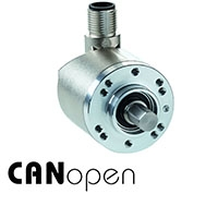 SICK: Absolute Singleturn Encoders (AHS/AHM36 CANopen Series)