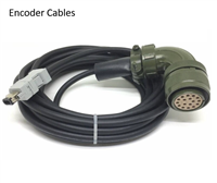 LS: Xmotion Servo System L7 Series Cables and Connectors (APCSE Series)