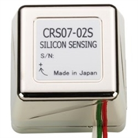 Silicon Sensing: Gyroscopes (CRS07 Series)