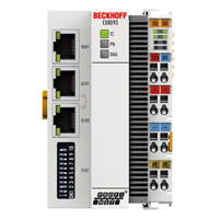 Beckhoff: Embedded PC with PROFINET Device CX8093
