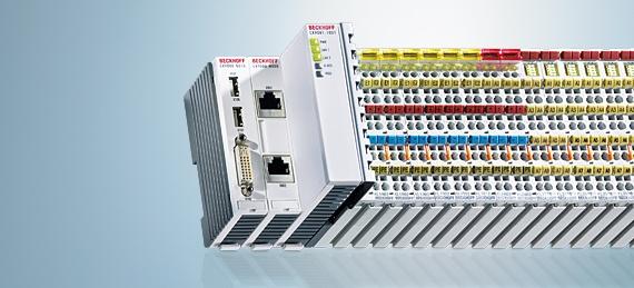 Beckhoff Embedded Pc Cx9020 Series