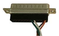 MotiCont: Stage to Servo Controller/Driver Cable (Cable-09)
