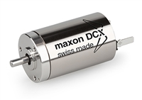 Maxon Brushed DC Motors: DCX Program