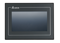 Delta: Touch Panel HMI - Human Machine Interfaces DOP-107CV