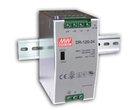 Mean Well: DIN Rail Power Supply (DR-120)