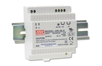 Mean Well: DIN Rail Power Supply (DR-30)