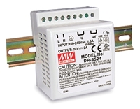 Mean Well: DIN Rail Power Supply (DR-45)