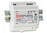 Mean Well: DIN Rail Power Supply (DR-60)
