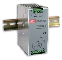 Mean Well: DIN Rail Power Supply (DR-RDN20)