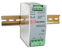 Mean Well: DIN Rail Power Supply (DR-UPS40)