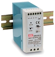 Mean Well: DIN Rail Power Supply (DRA-40)