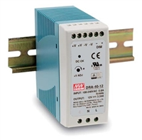 Mean Well: DIN Rail Power Supply (DRA-60)