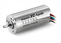 Maxon Brushless DC Motors: EC-4pole Program