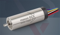 Maxon Brushless DC Motors: ECX Speed Program