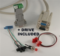 AllMotion: Servo Starter Kits (EZPZ23-HR1SK Series)