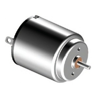 Transmotec DC Motors (no gear) Round ø >20-24 [FC 260 Series]