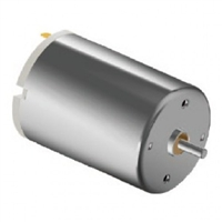 Transmotec DC Motors (no gear) Round ø >20-24 [FC 280 Series]