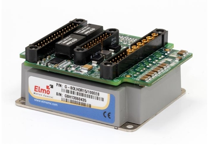 Elmo Motion Control: ExtrIQ, Gold Servo Drives (Gold Solo Hornet Series)