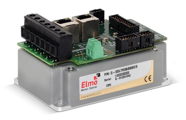 Elmo Motion Control Gold Servo Drives Gold Solo Trombone